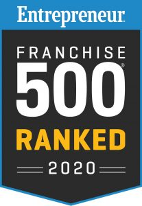 Entrepreneur Franchise 500 Ranked 2020