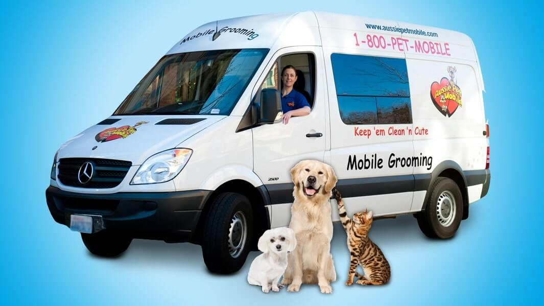 Aussie Pet Mobile | The Leader in Mobile Pet Grooming